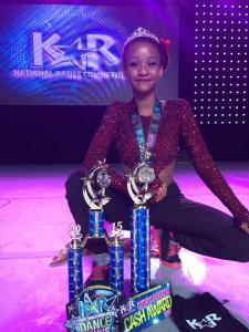 Miss Teen Dance Atlanta 2015! Miss Photogenic and 1st Place Overall. Thank you Mitchell Kelly for the beautiful choreography!