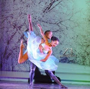 This pic was on the Brown Girls Do Ballet page! So cool.